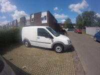 NO VAT! 54 Plate Ford Transit Connect L200 TD SWB Good condition