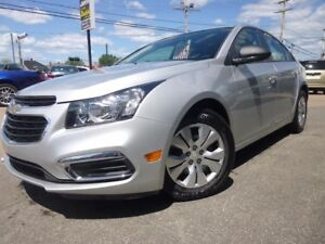 2015 Chevrolet Cruze 1LS automatique