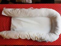 Sleepyhead Grand Sleeping Pod Pristine White 8-36 months