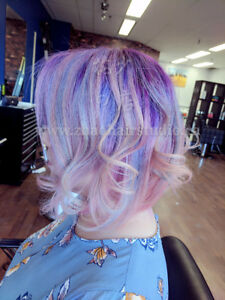 Hair Colour 40% Off and get keratin treatment for free