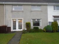 Three bedroom house to rent in East Kilbride