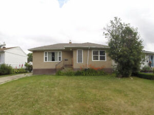Character Main Floor Bungalow Centrally Located