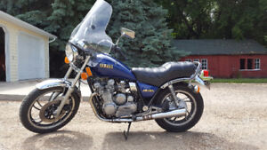 1981 Yamaha xj650 Maxim in great condition!