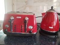 Delonghi (kettle&toaster)
