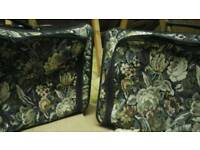 2 tapestry suitcases M&s 28inch