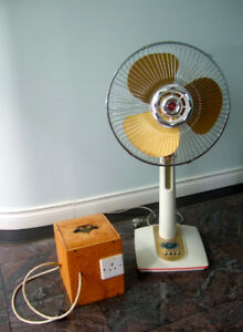"Sanyo EF-8WGL 16"" Floor Fan"