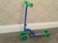 Brandnew kids my first scooter.