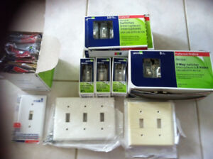 Light switches and light covers