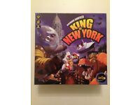 King of New York board game / Perfect condition / £15