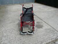 Second hand Lomax wheelchair