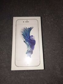 Brand New & Sealed Iphone 6s 32GB (Unlocked)