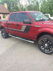 2014 Ford F-150 SuperCrew FXR