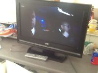 JVC HD freeview 26 ins tv