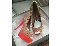 Kurt geiger shoes size 5
