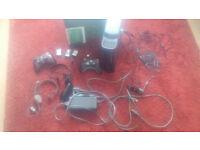 XBox 360 Elite 120gb console & accessories