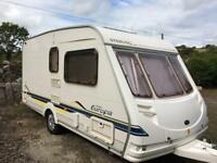 Sterling Europa 460 2002 excellent condition