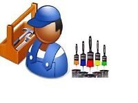 Roth's Quality Painting & General Repair Services Cell 381-0298