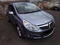 Vauxhall Corsa 1.2 i 16v SXi 3dr - 2009, 12 Months MOT, Recently Serviced, Drives Great £1795 Cheap!