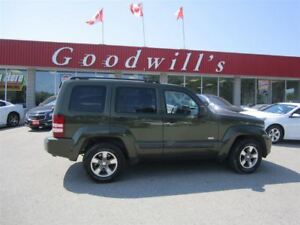 2008 Jeep Liberty SUV!