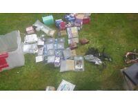 Various electrical goods