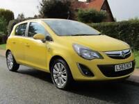 2013 Vauxhall Corsa 1.7 CDTi ecoFLEX SE 5DR TURBO DIESEL HATCHBACK ** 31,000 ...