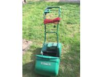 qualcast classic electric 30 lawnmower