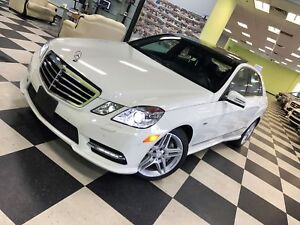 2012 Mercedes-Benz E-Class FULLY LOADED#100% APPROVAL GURANTE...