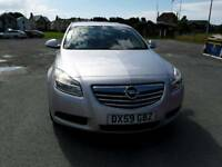 59 opel/Vauxhall insignia 1.6 16 valve sc 6 speed 1 owner full service history