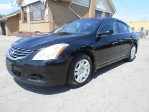 2012 NISSAN Altima 2.5 S CVT Automatic Certified 173,000KMs
