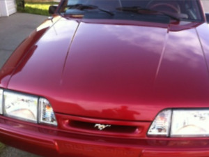 1992 Ford Mustang Lx 5.0 Notchback