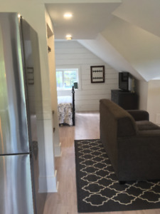 Gorgeous Furnished Studio Suite in Lower Uphill