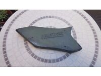 Armstrong MT 500 Green L/hand Side Panel
