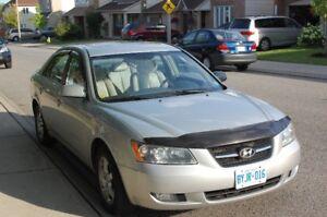 2007 Hyundai Sonata GL Sedan