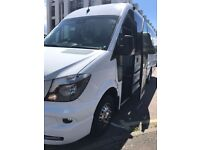 Minibus and Coach hire London