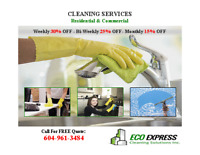 West Vancouver Cleaning Services