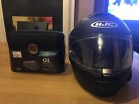 HJC motorcycle helmet & Bluetooth