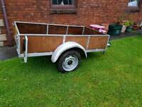 Factory made Trailer 6ft x 3ft