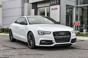 2015 Audi A5 2.0T Progressiv Competition S-line *NEW/CPO*