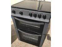 LoGik electric Ceramic Cooker (60cm wide)