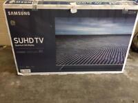 """Samsung Smart 4k Ultra HD HDR 49"""" LED TV UE49KS7000U"""