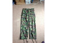 Military (army) surplus combat trousers
