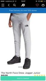 Kids north Face joggers