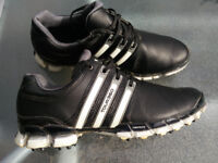 Adidas Tour 360 golf shoes size 9