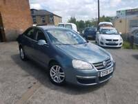 2006 VW JETTA 1.9 TDI SE 4 DOOR SALOON