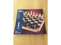 Pavilion Chess Set