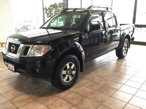 2013 Nissan Frontier PRO-4X BLUETOOTH! BACKUP CAM! NAVIGATION...