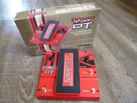 DigiTech Whammy DT Pitch Shift / Drop Tune Pedal (includes adapter)