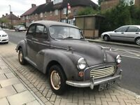 Morris Minor - GREAT RESTORATION CAR - (1971 Model)