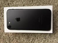 iPhone 7 32GB Black Matte.EE/BT/Virgin. £450