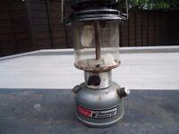 CAMPING TILLEY LAMP